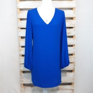 EIGHT SIXTY ROYAL BLUE DRESS size medium